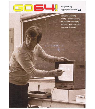 Ausgabe 11/05 - 2005 - GO64