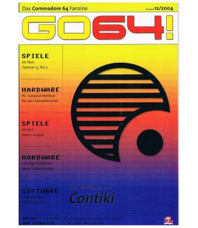 Ausgabe 12/04 - 2004 - GO64
