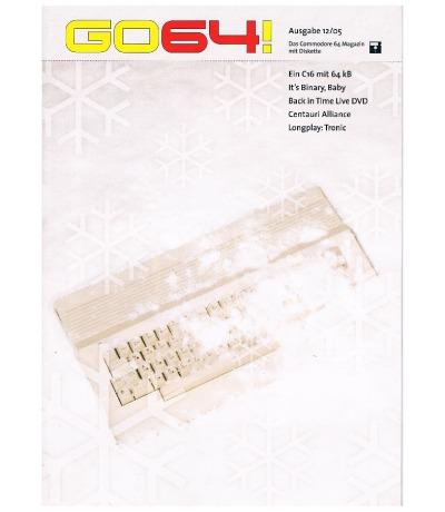 Ausgabe 12/05 - 2005 - GO64