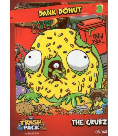 Dank Donut The Grubz The Trash