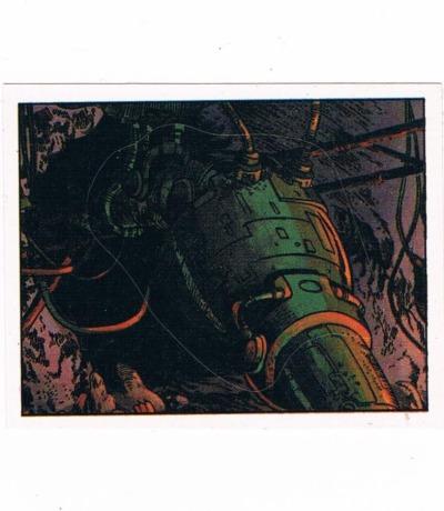 Panini Sticker Nr 125 - Bravestarr