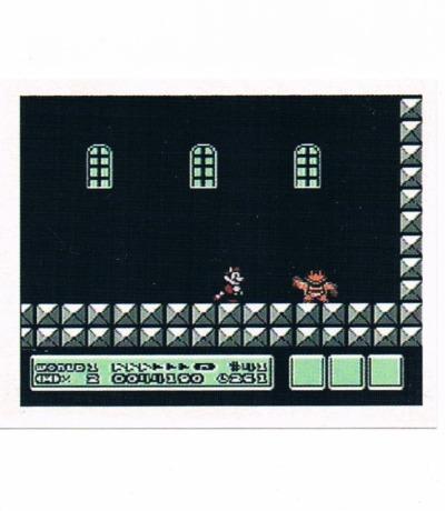 Sticker Nr141 Nintendo Official Sticker Album