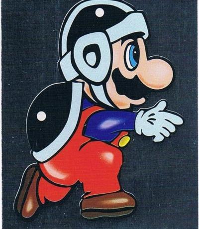Sticker Nr144 Nintendo Official Sticker Album