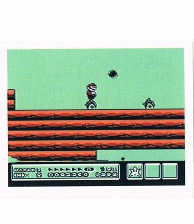 Sticker Nr150 Nintendo Official Sticker Album