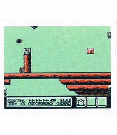 Sticker Nr151 Nintendo Official Sticker Album