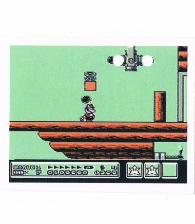 Sticker Nr152 Nintendo Official Sticker Album