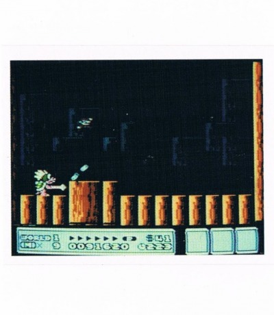 Sticker Nr153 Nintendo Official Sticker Album