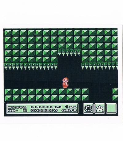 Sticker Nr157 Nintendo Official Sticker Album