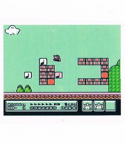 Sticker Nr159 Nintendo Official Sticker Album