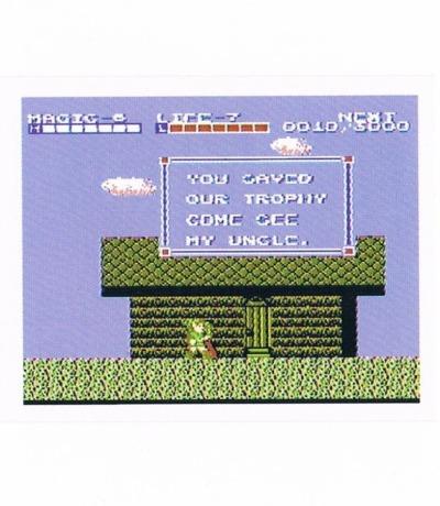 Sticker Nr167 Nintendo Official Sticker Album