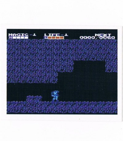 Sticker Nr168 Nintendo Official Sticker Album