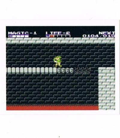 Sticker Nr169 Nintendo Official Sticker Album
