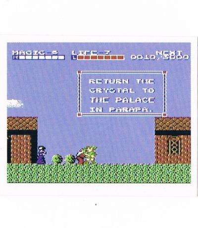 Sticker Nr170 Nintendo Official Sticker Album