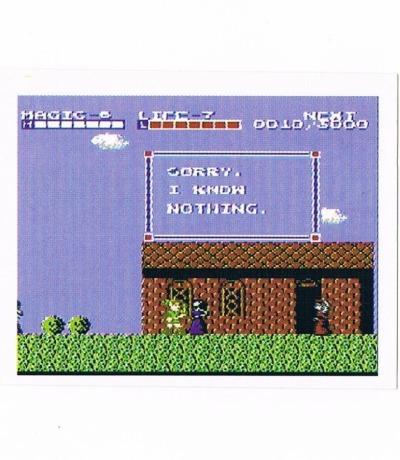 Sticker Nr171 Nintendo Official Sticker Album