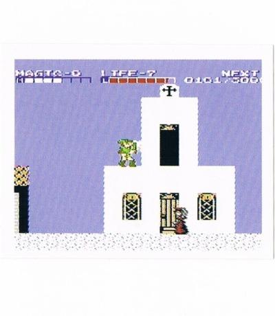 Sticker Nr173 Nintendo Official Sticker Album
