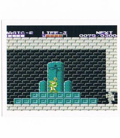 Sticker Nr175 Nintendo Official Sticker Album