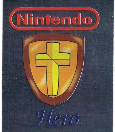 Sticker Nr180 Nintendo Official Sticker Album