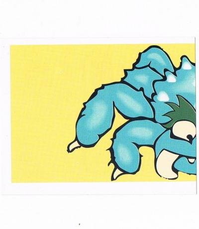 Sticker Nr199 Nintendo Official Sticker Album