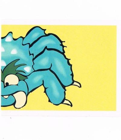 Sticker Nr200 Nintendo Official Sticker Album
