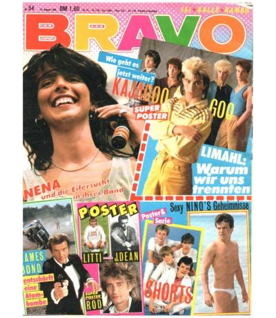 Bravo Nr34 Heft Jetzt online Kaufen