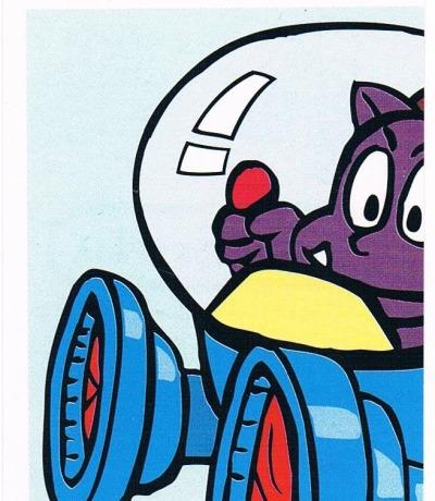 Sticker Nr201 Nintendo Official Sticker Album