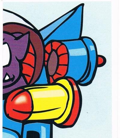 Sticker Nr202 Nintendo Official Sticker Album