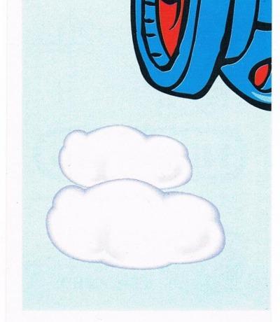 Sticker Nr203 Nintendo Official Sticker Album