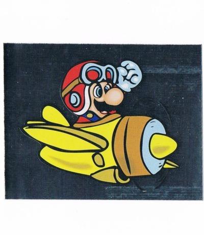 Sticker Nr205 Nintendo Official Sticker Album
