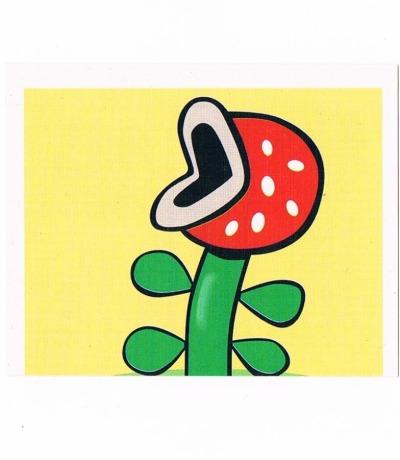 Sticker Nr216 Nintendo Official Sticker Album