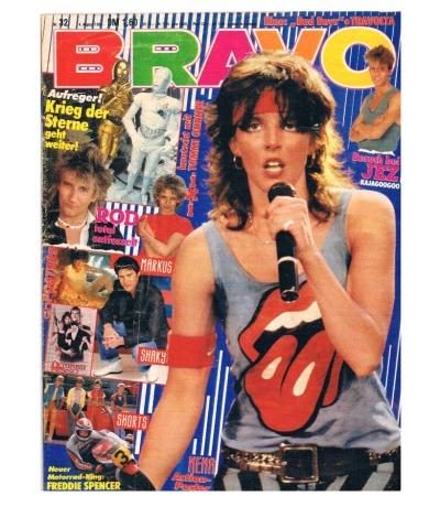 Bravo - Nr32 1983 83 -