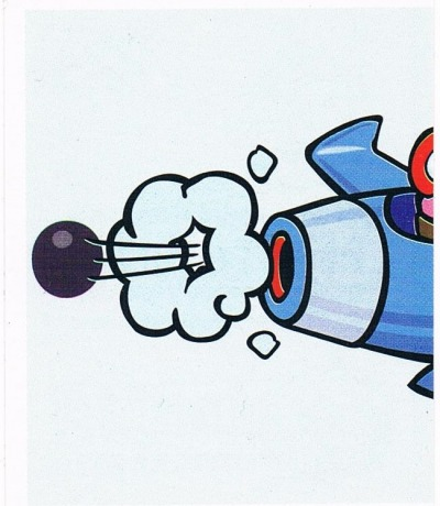 Sticker Nr224 Nintendo Official Sticker Album
