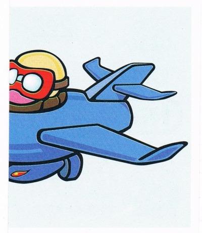 Sticker Nr225 Nintendo Official Sticker Album