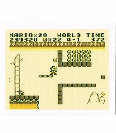Sticker Nr231 Nintendo Official Sticker Album