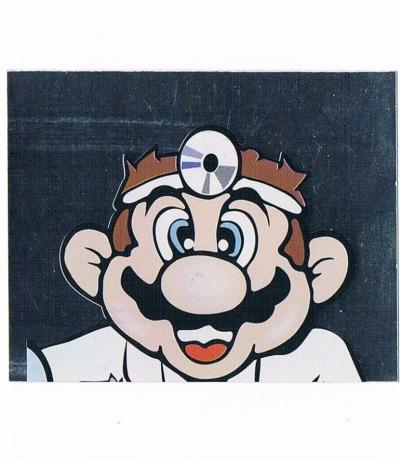 Sticker Nr232 Nintendo Official Sticker Album