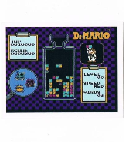 Sticker Nr234 Nintendo Official Sticker Album