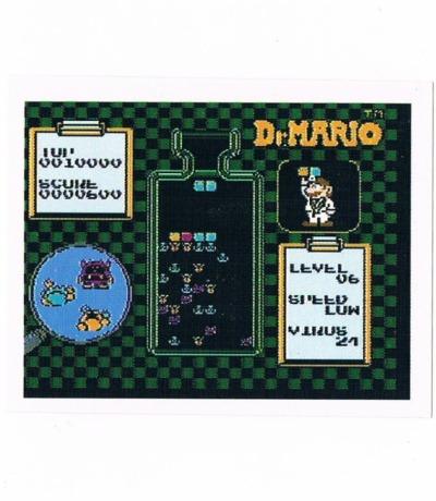 Sticker Nr235 Nintendo Official Sticker Album