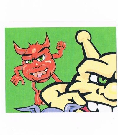 Sticker Nr236 Nintendo Official Sticker Album
