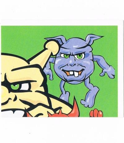 Sticker Nr237 Nintendo Official Sticker Album