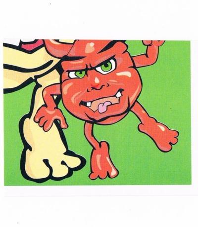 Sticker Nr239 Nintendo Official Sticker Album