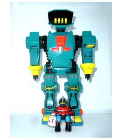 Tranzor Z-Bots Micro Robots Micro Machines