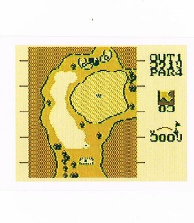 Sticker Nr245 Nintendo Official Sticker Album