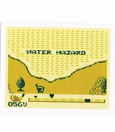 Sticker Nr247 Nintendo Official Sticker Album