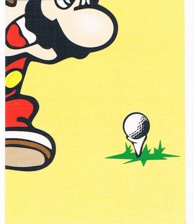 Sticker Nr252 Nintendo Official Sticker Album
