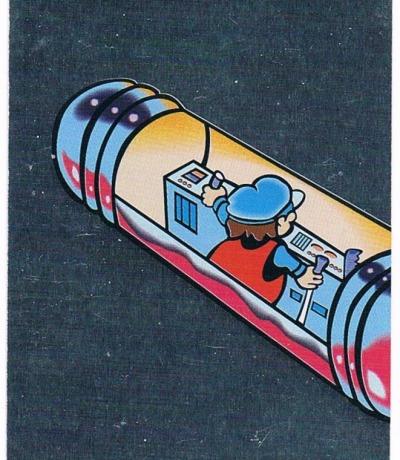 Sticker Nr256 Nintendo Official Sticker Album