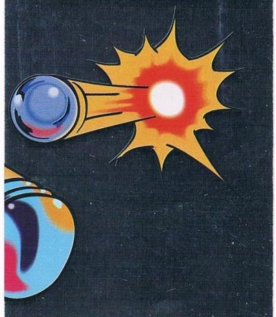 Sticker Nr257 Nintendo Official Sticker Album