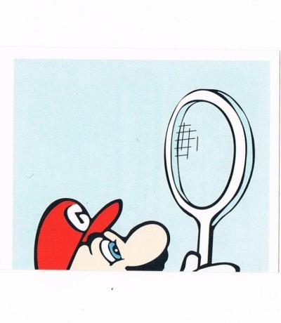 Sticker Nr260 Nintendo Official Sticker Album
