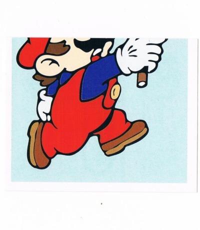 Sticker Nr261 Nintendo Official Sticker Album