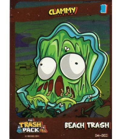 Clammy Beach Trash The Trash Pack
