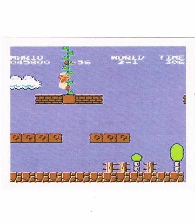 Sticker Nr Nintendo Official Sticker Album