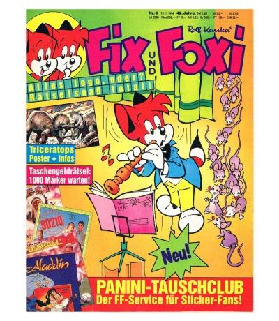 Fix und Foxi Comic Nr3 42Jahrgang